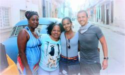 Ailirys Ramirez, guide officielle à Cuba
