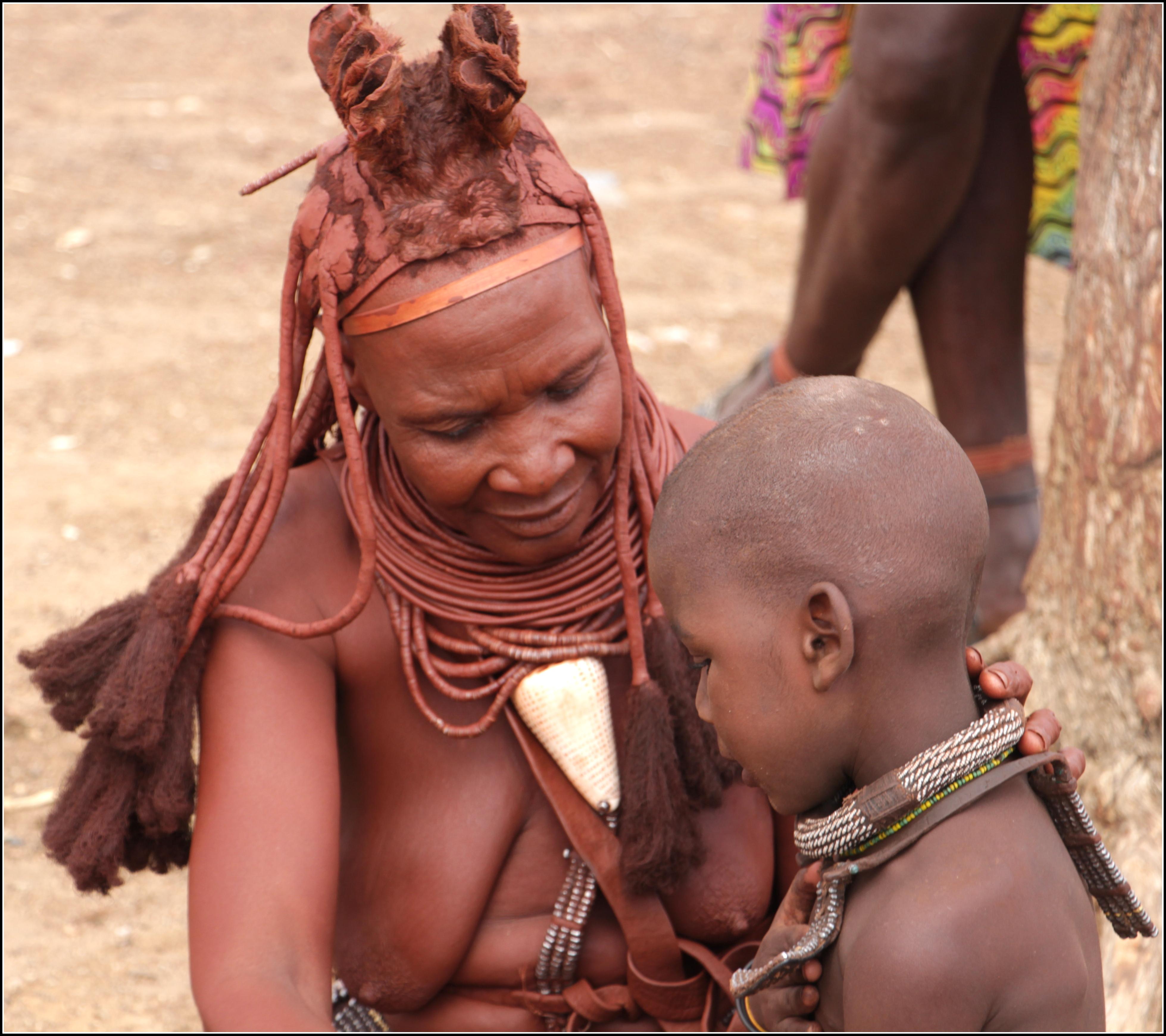 Transmission en Terre Himba