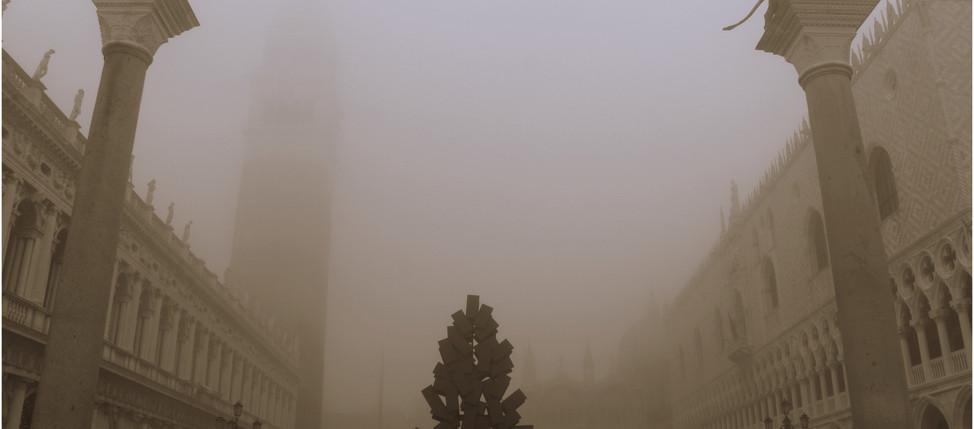 Le voile de brume de la Serenissima