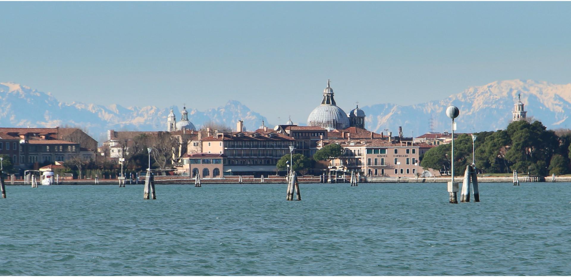Venezia under Dolomiti Alexandre Cosentino