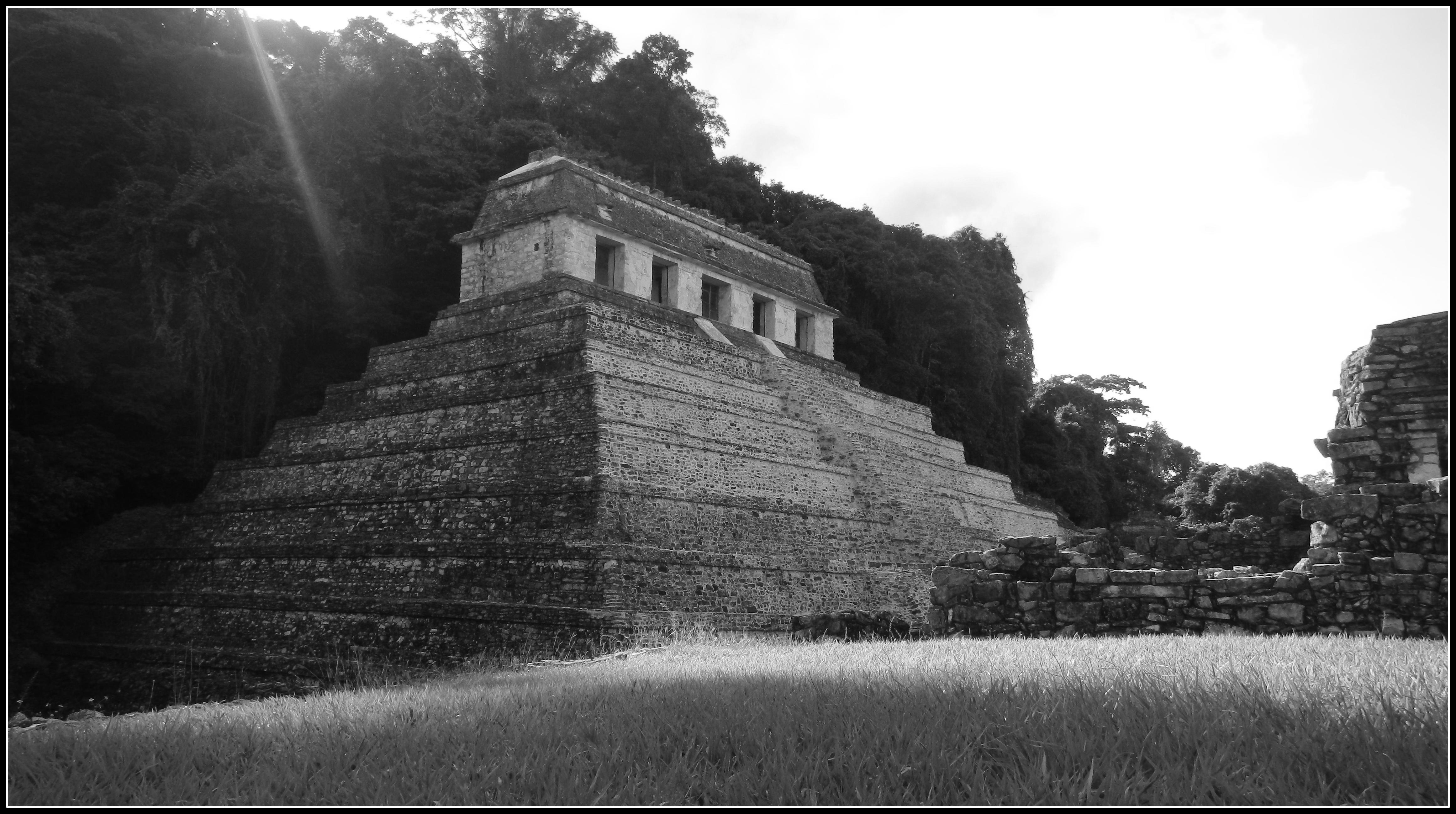 en Terre Maya