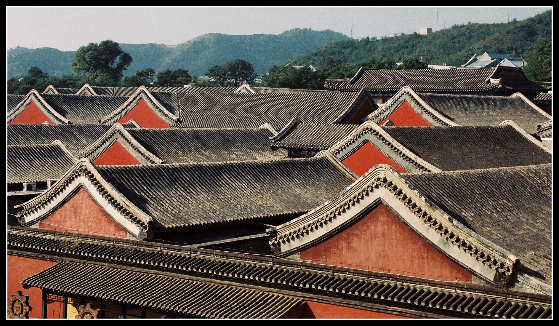 en Terre chinoise