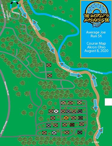 Average Joe Run 5K Akron Course Map.png