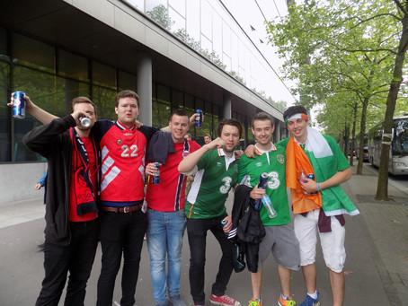 Reportaj din Paris, iunie 2016, EURO 2016