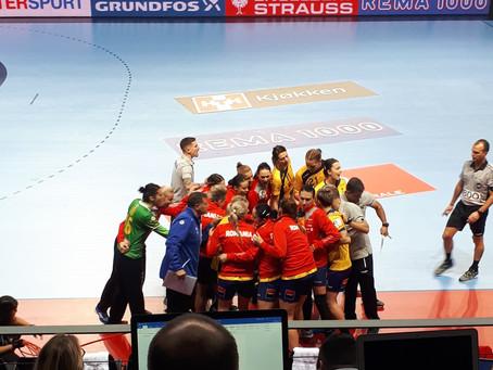 Reportaj din Brest. Decembrie 2018, Campionatul European de Handbal