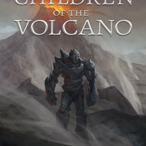 Children of the Volcano Available Now!