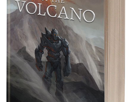 Preorders for Children of the Volcano (Book 2)