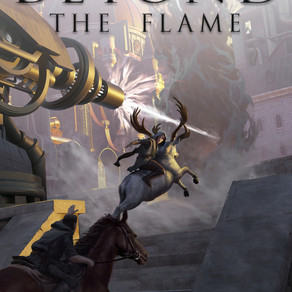 Beyond the Flame Cover Reveal