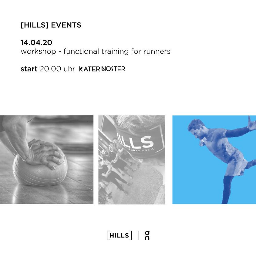 functional training for runners - workshop
