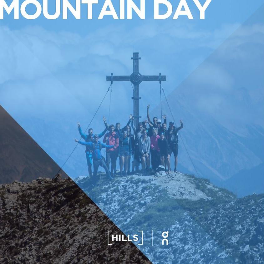 MOUNTAIN DAY - HIKING