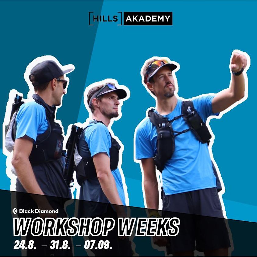 workshop weeks - part I
