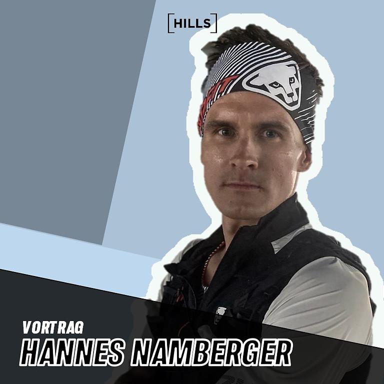 [HILLS] EVENTS - Vortrag Hannes Namberger