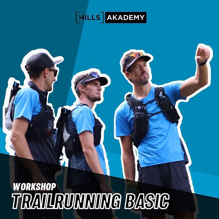 workshop TRAILRUNNING BASIC