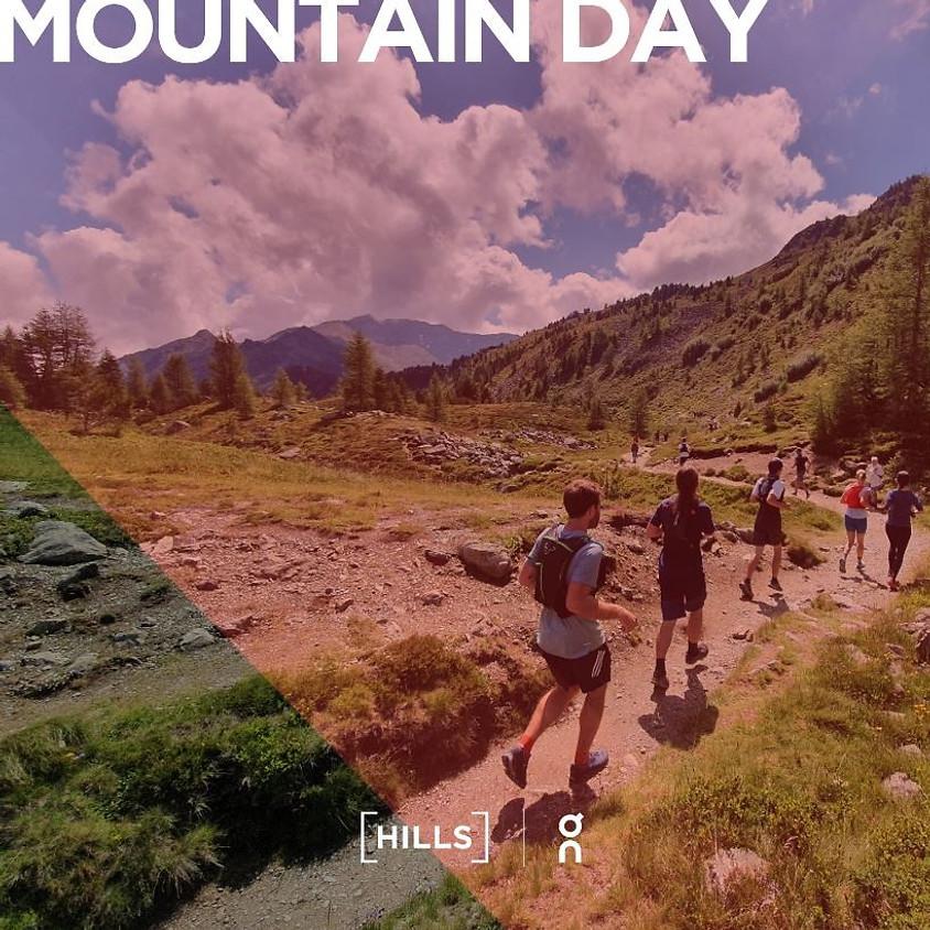 MOUNTAIN DAY - LONGRUN