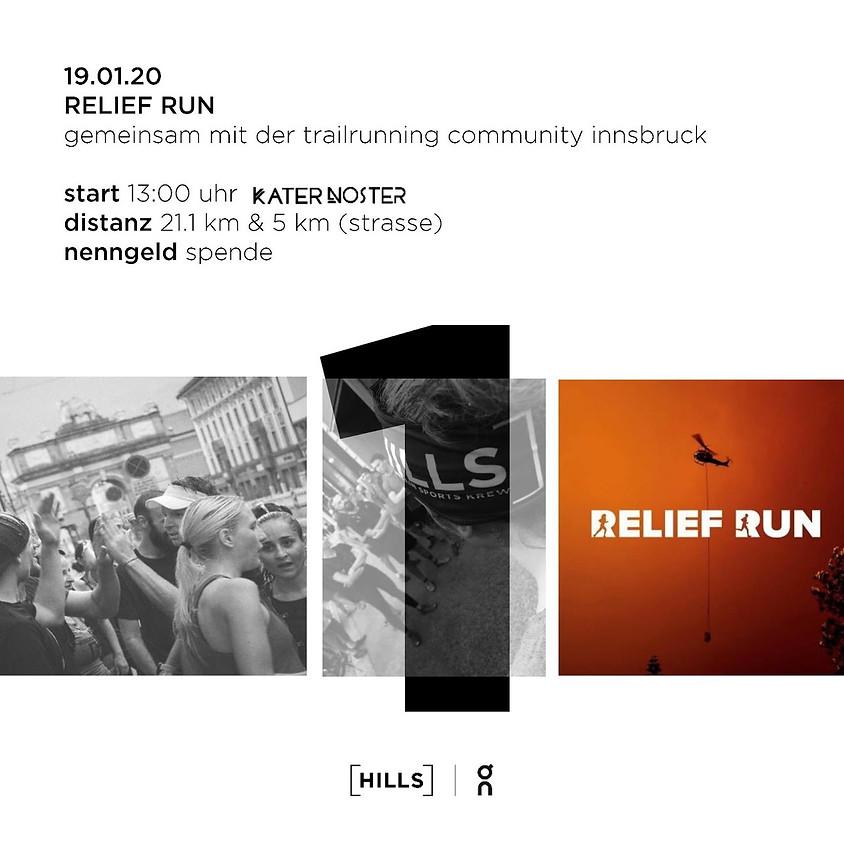 RELIEF RUN