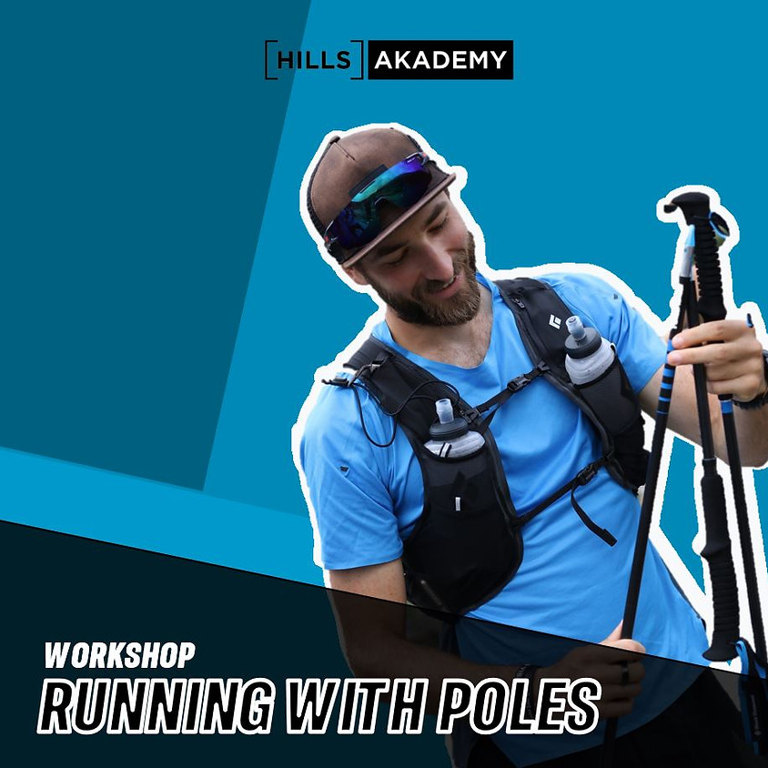 workshop - RUNNING WITH POLES