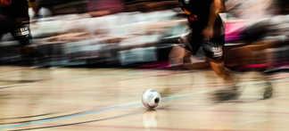 Flou artistique soccer