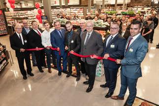 Inauguration du Metro St-Raymond - Agence Icone