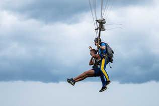 Initiation Tandem - Parachutisme Atmosphair - Lévis