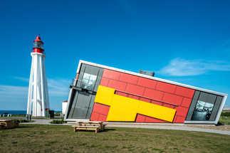 Le phare de Pointe-au-Père et le Musée Empress of Ireland- Rimouski