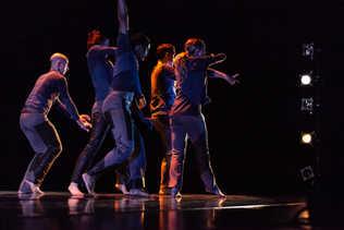 Sinha Danse - Festival Le Rideau - Émission Sorties Culturelles de CKRL