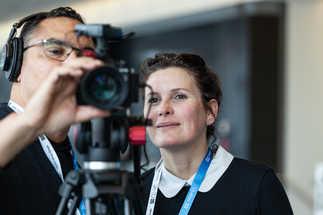Making-Of Interviews lors d'un congrès - Jacques Gaines