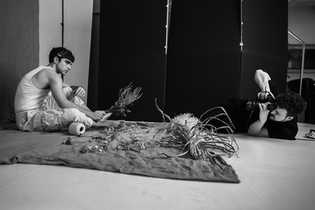 Making-Of Shooting Photo - Orson