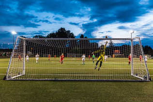 But de la victoire - Soccer féminin Rouge et Or - ULaval Québec