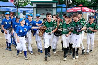 Finale Catégorie A - Tournoi Baseball Moustique Noroit - Cap-Rouge