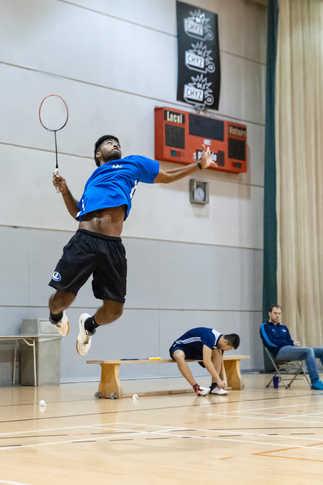 Tournoi RSEQ Badminton - Carabins de Montréal - PEPS Québec