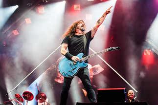 Dave Grohl Foo Fighters - Festival d'Été de Québec FEQ