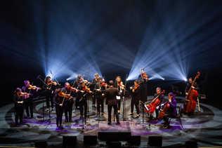 Ochestre Symphonique de l Agora - Festival Le Rideau - Émission Sorties Culturelles de CKRL