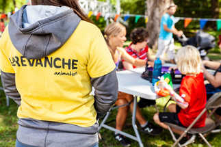 Animation jeux de société avec La Revanche - Festival des Brasseurs et Artisants de Québec