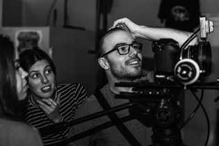 Making-Of tournage court métrage - La Bible d'une Fan