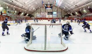 Final RSEQ Hockey féminin - Match 2 - Carabins de Montréal