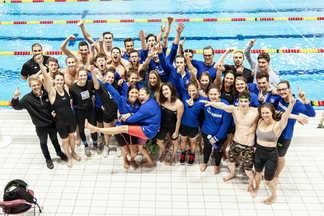 Équipe de natation des Carabins de Montréal PEPS