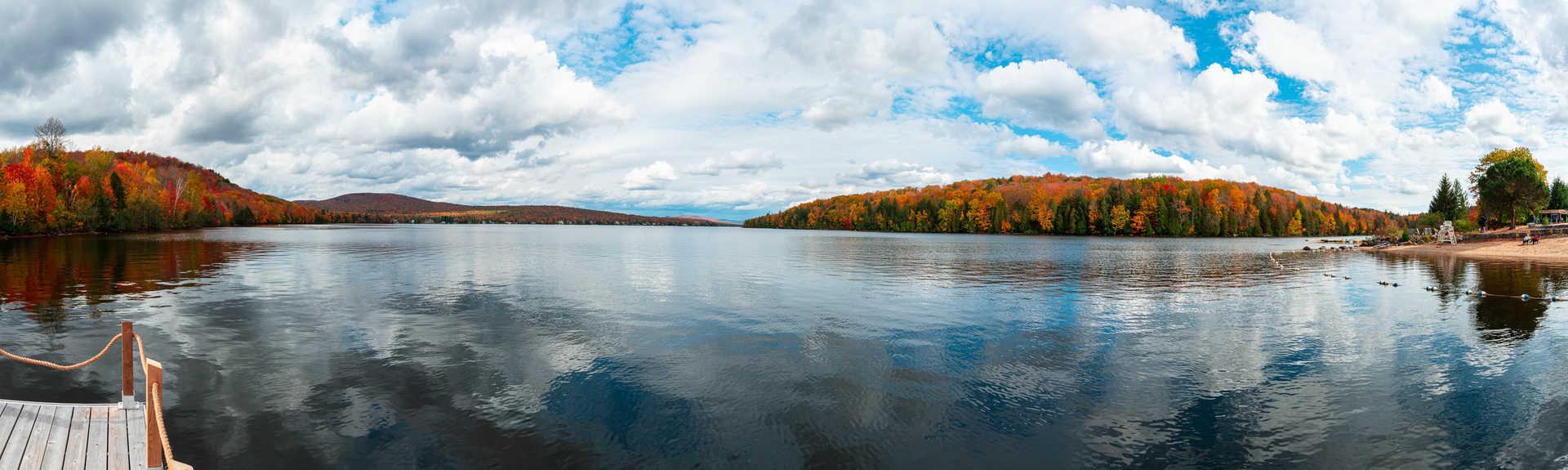 Lac St-Joseph - Duschesnay