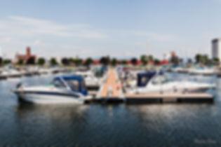 Port de plaisance, marina ville e Québec