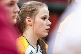 Défaite en finale du Championnat Nationnal U Sports Volleyball Féminin - PEPS Québec
