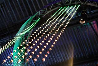 Lumières de scène - Congrès CRHA - Agence Icone