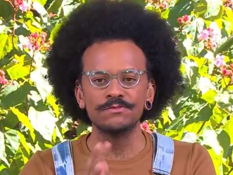 Fora do 'BBB 21', João Luiz diz que acha Gilberto fofoqueiro e comenta polêmica com Rodolffo