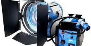 ARRI Sun 4K HMI Par Lamp and ballast rental