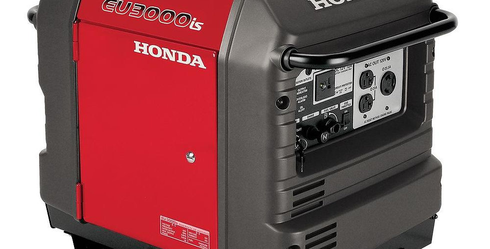 Honda Inverter EU3000iS Generator rent