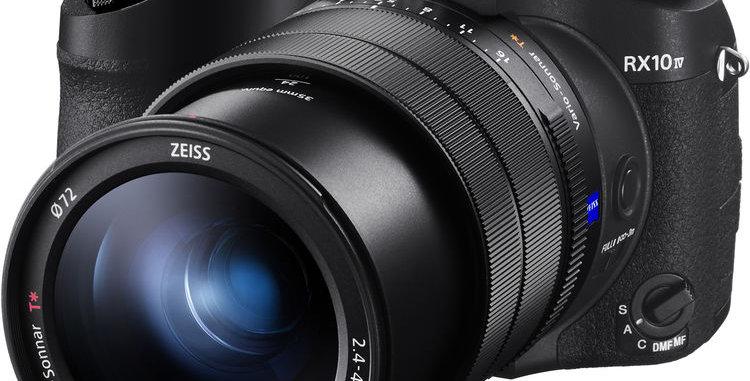 Sony Cyber-shot DSC-RX10 Rental Front