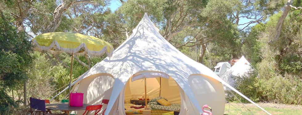 Lotus Belle Tents glamping
