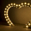 giant love heart light