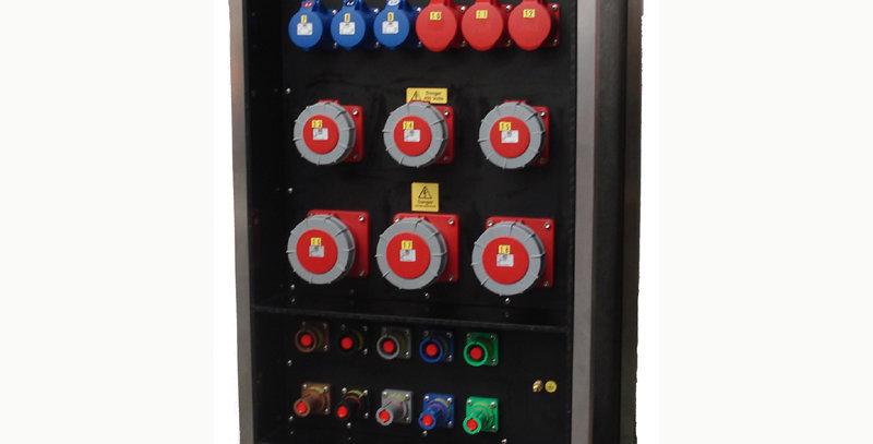 Powerlock Distribution Board (400amp) Legrand
