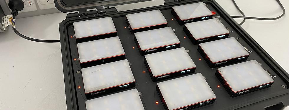 Aperture MC RGBWW Panel Light (12 Pack)