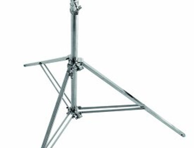 Avenger A320 High Overhead Hi Hi Walker Wide Base Stand (Chrome)