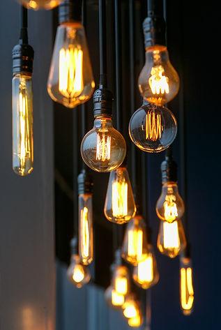 Vintage Antique lights